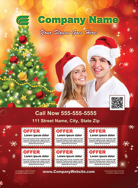 Christmas Style Template 1212001