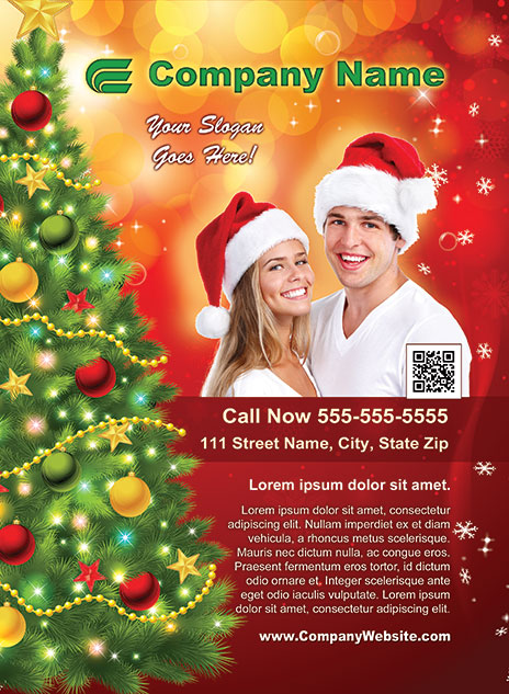 Christmas Style Template 1212003-2