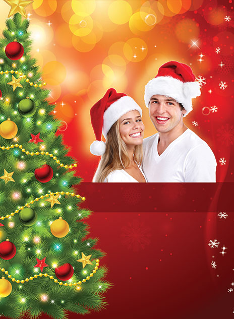Christmas Style Template 1212003-3