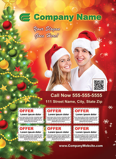 Christmas Style Template 1212003