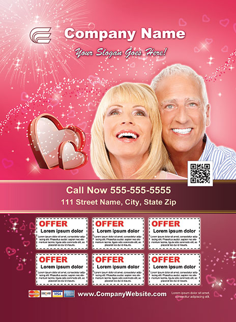 Valentines Day Style Template 1302002