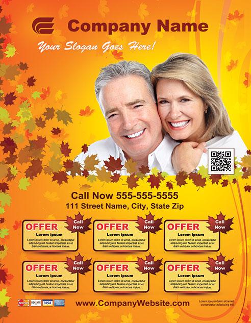 Autumn Style Template 1309001