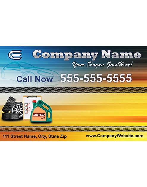 Repair Shop Style Template 1404001-3