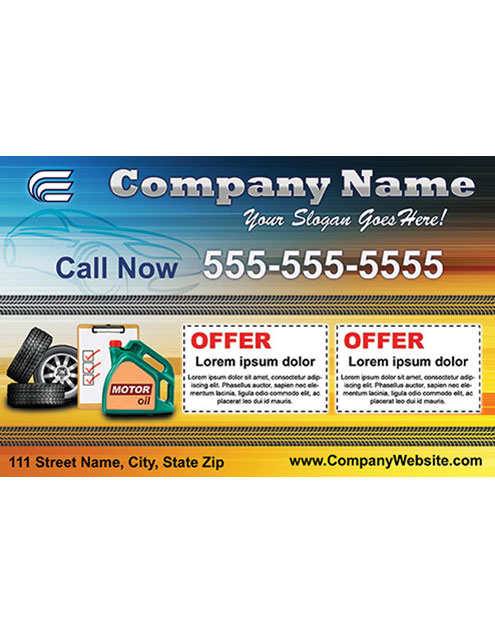 Repair Shop Style Template 1404001