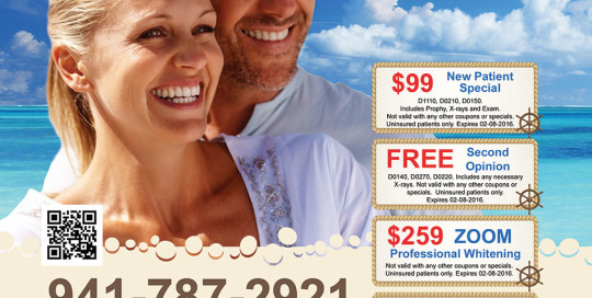 Print Design For Port Charlotte Dental