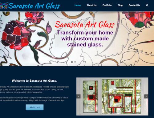 Sarasota Art Glass